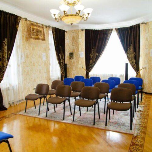 """Конференц зал в центре реабилитации """"Шаг"""""""