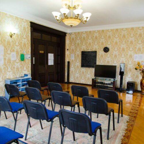 """Конференц-зал в центре реабилитации """"Шаг"""""""